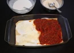 Lasagne Zubereitung Schritt 2