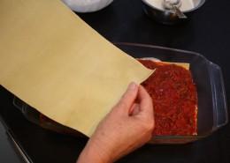 Lasagne Zubereitung Schritt 3