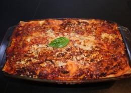 Lasagne Zubereitung Schritt 4