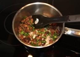 Morchelsauce Zubereitung Schritt 2