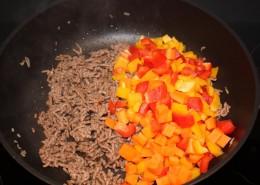 Chili con Carne Zubereitung Schritt 1