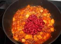 Chili con Carne Zubereitung Schritt 4