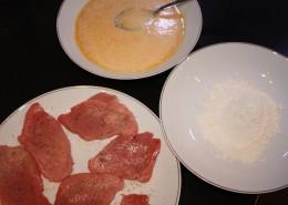 Piccata milanese Zubereitung Schritt 3
