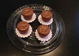 Mini Maroni Muffins Serviervorschlag