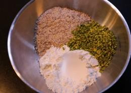 Weisse Mini Muffins Zubereitung Schritt 4