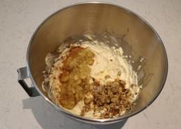 Bananen Nuss Cake Zubereitung Schritt 5
